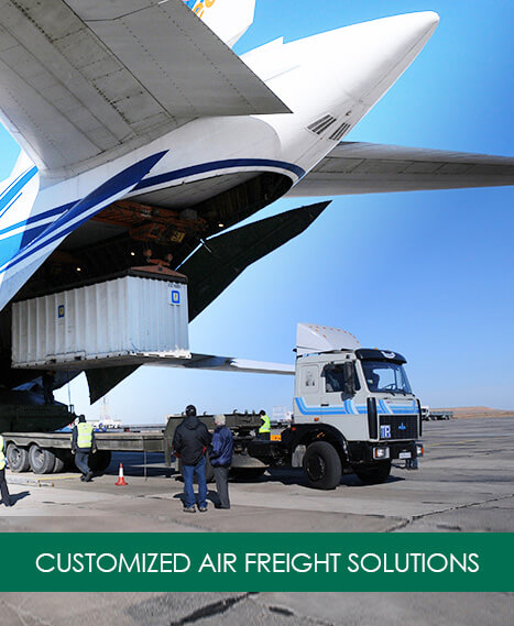 Customized Air Freight Solutions