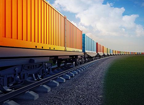 Intermodal Transport | R+L Global Logistics