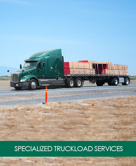 Specialized Truckload Services